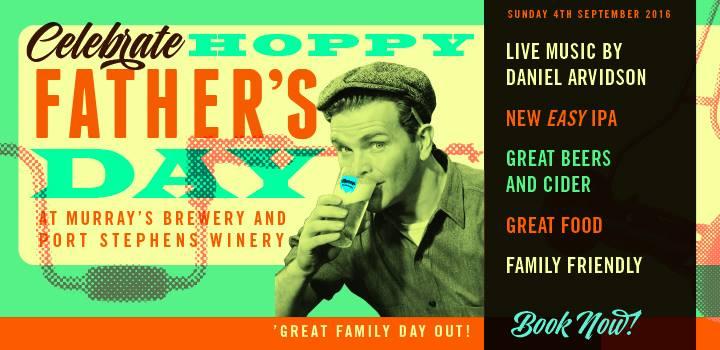 Murrays Hoppy Fathers Day