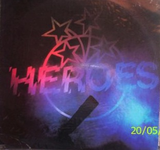 The Heroes self-titled debut album