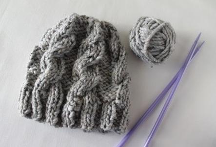 knitting-beanie
