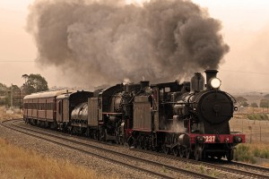 LVR Photo Release - Steam to the Riverina [Sydney-Cootamundra]