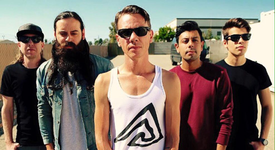 The Red Jumpsuit Apparatus | Small Ballroom - Sun, 7 May 2017