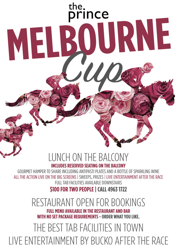 Melbourne cup sweep prizes for students