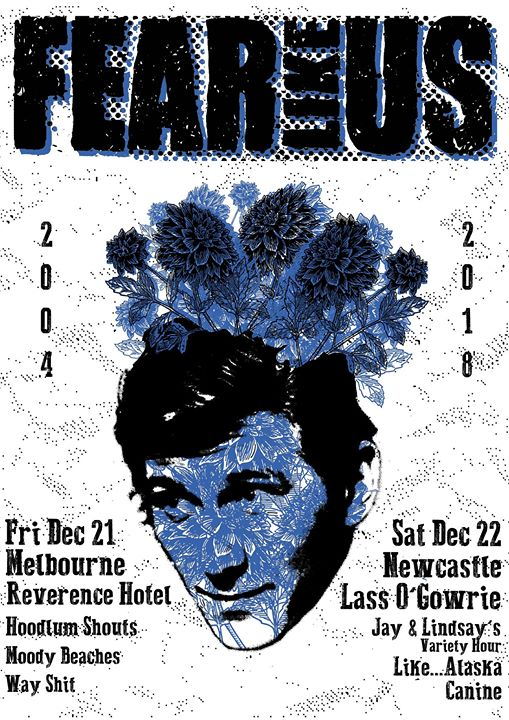 Fear Like Us Final Newcastle Show | Lass O'Gowrie Hotel