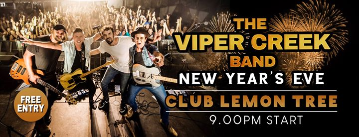 The Viper Creek Band 'New Years Eve' party