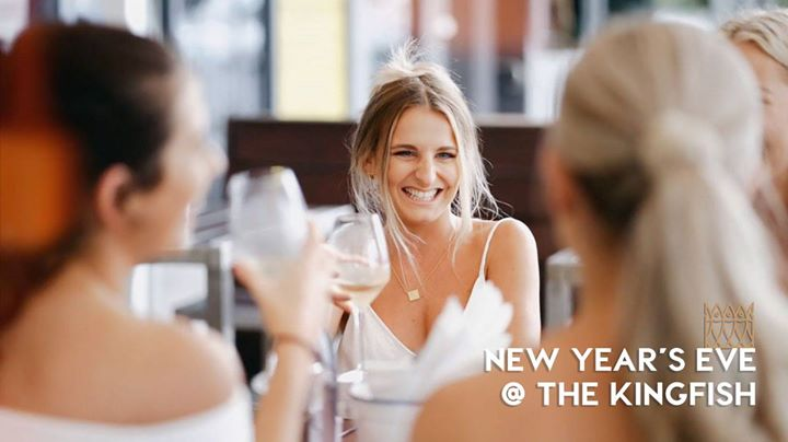 New Year's Eve at The Kingfish