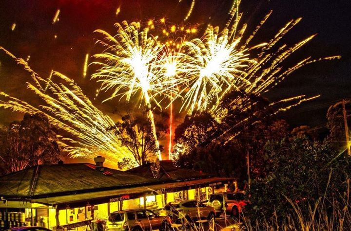 New Years Eve @ Wollombi Tavern