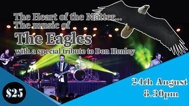 Eagles: Heart of the Matter