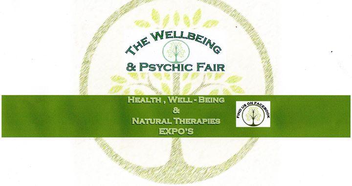 The Wellbeing & Psychic fair   Club Charlestown - Sun, 24 March 2019