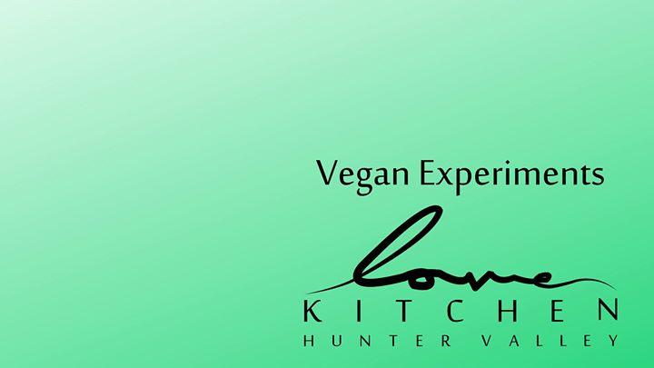 Vegan Experiments Dinner