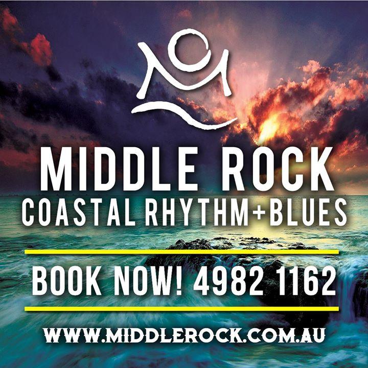 Middle Rock Coastal Rhythm + Blues 2019