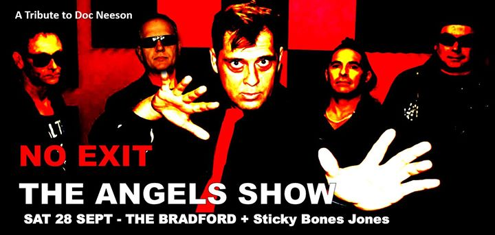 NO EXIT – The Angels Show – 25 Year Reunion Tour