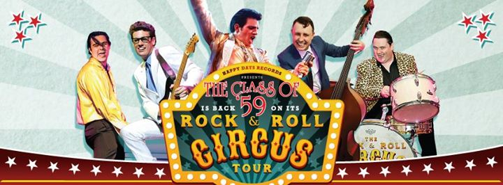 Class of 59: Rock & Roll Circus Tour
