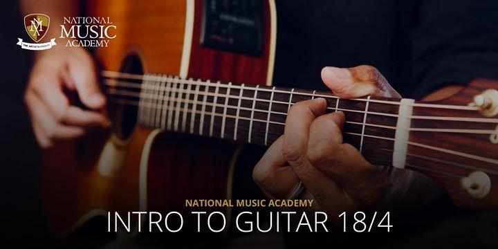 Intro to Guitar Workshop
