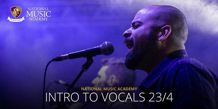 Intro to Vocals Workshop