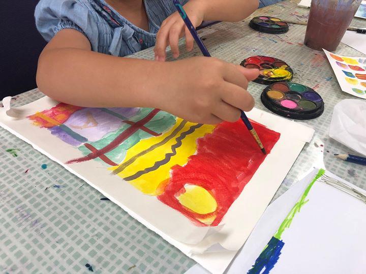 April School Holiday Art Workshops