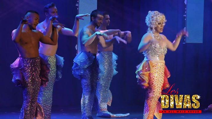 Les Divas at NEX Newcastle