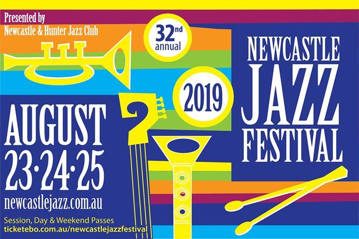 32nd Newcastle Jazz Festival
