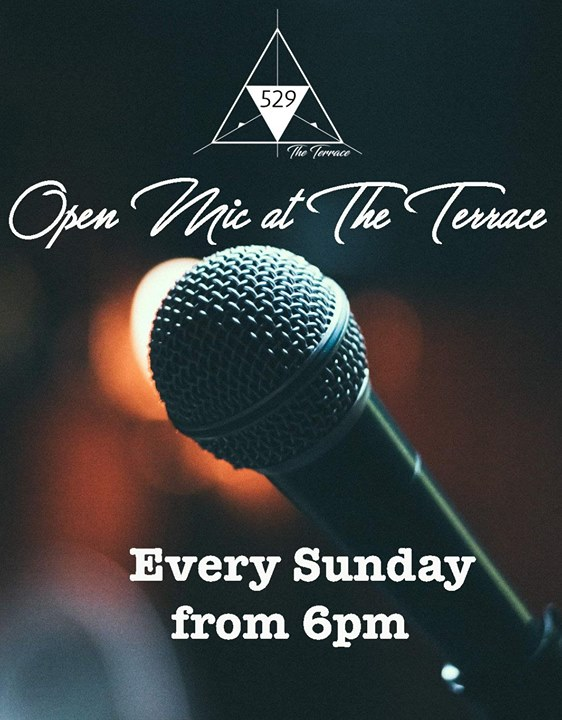 Open Mic at 529