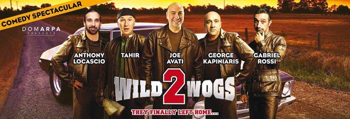 Wild Wogs 2