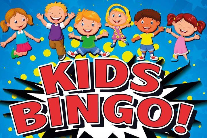 Kids' Bingo $10