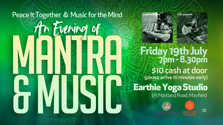 An evening of Mantra & Music