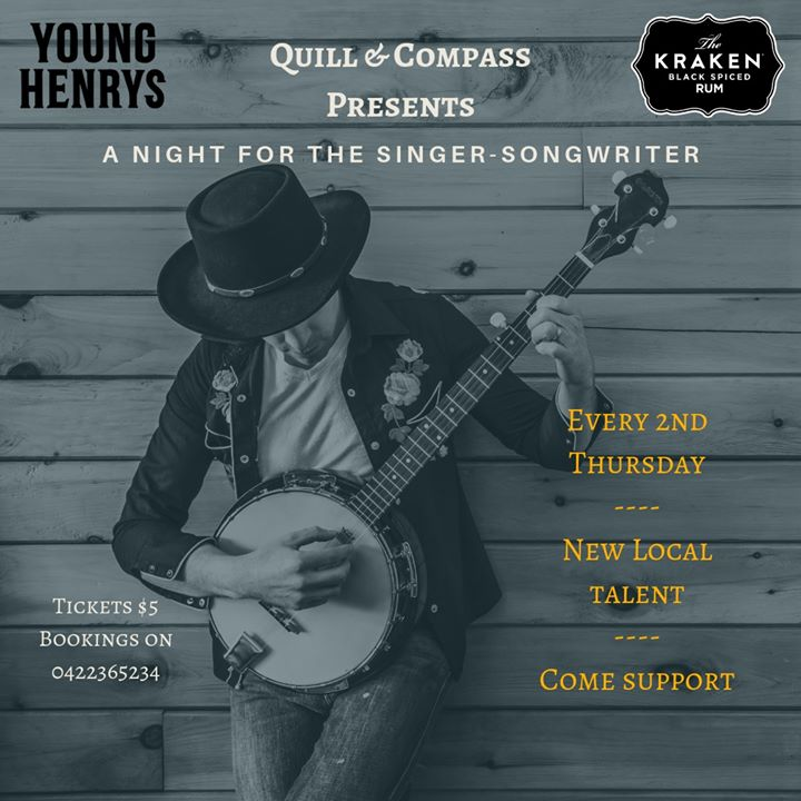 A Night For The Singer – Songwriter