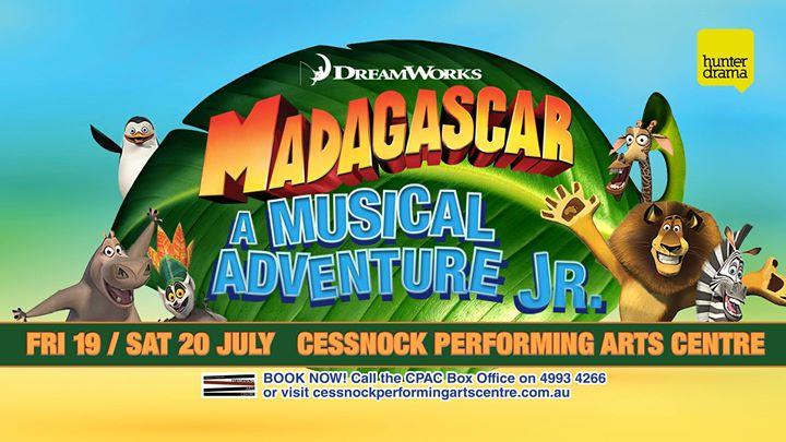 Dreamworks Madagascar JR