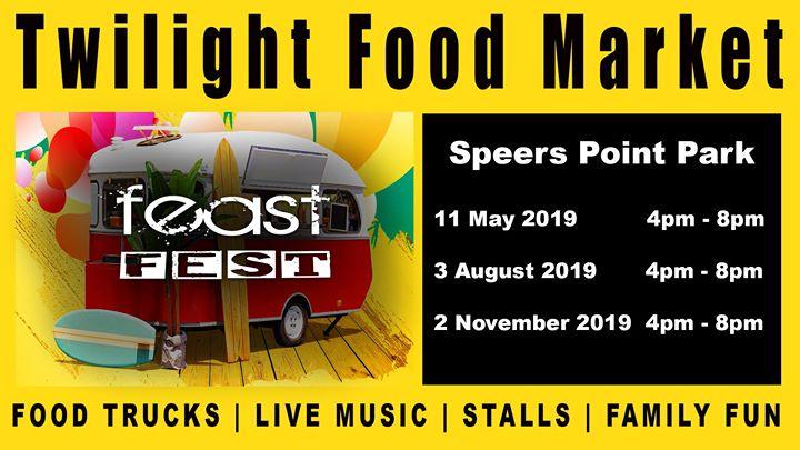 Feast Fest – $5 tasting plates – Speers Point Park