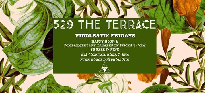 Fiddlestix Fridays
