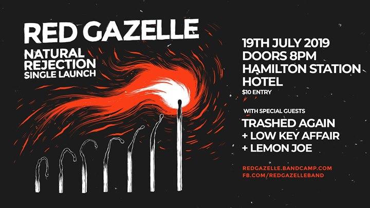 Red Gazelle   Newcastle