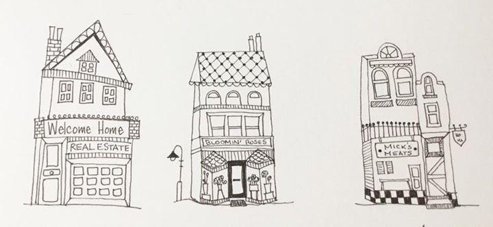 Little Village Shops – Art Workshop