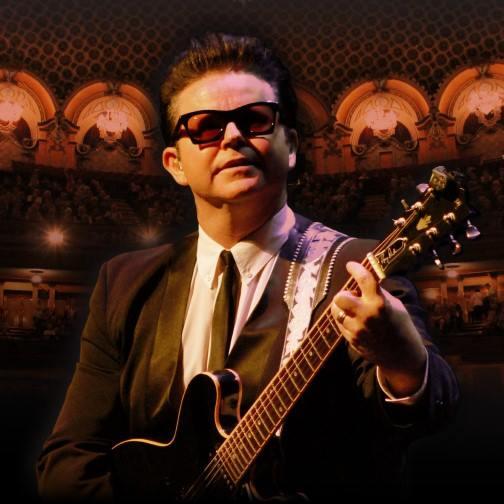 "Dean Bourne as Roy Orbison ""Reborn"""
