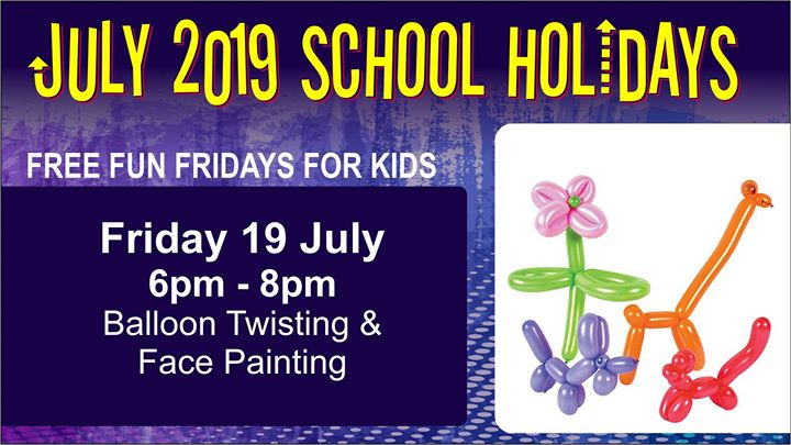Balloon Twisting & Face Painting – Toronto Workers Club