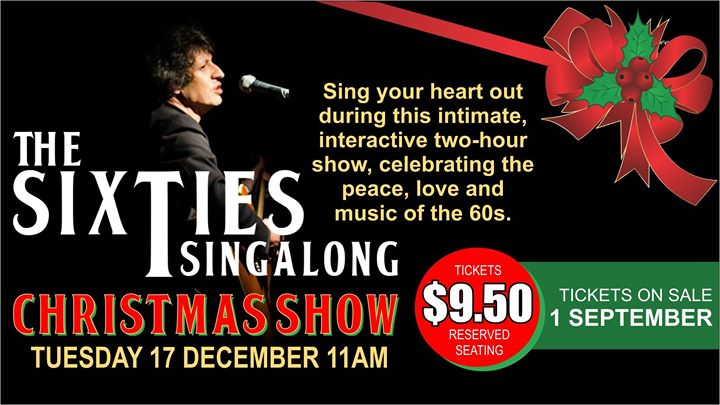 Sixties Singalong Christmas Show – Toronto Workers Club