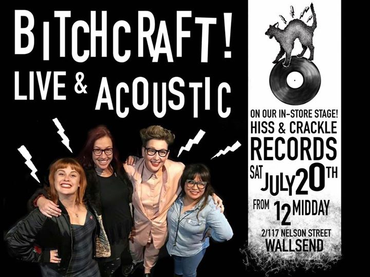 Bitchcraft ! Live & Acoustic In-Store