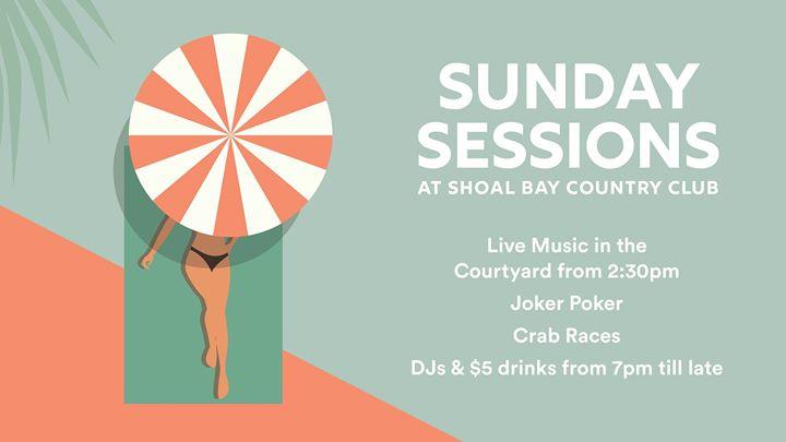 Shoal Bay Sunday Sessions