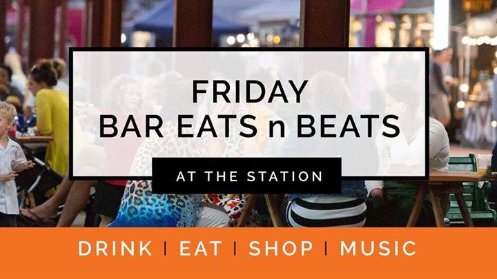 Friday Bar Eats N Beats