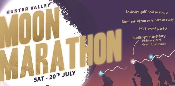 Moon Marathon – Hunter Valley (Ind or Relay)