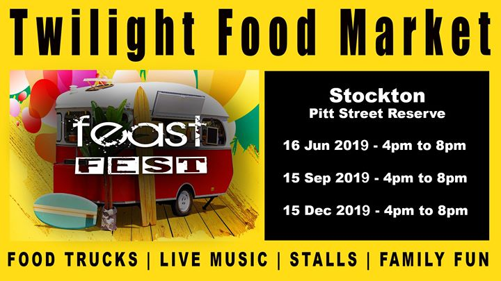 Feast Fest – $5 tasting plates – Stockton