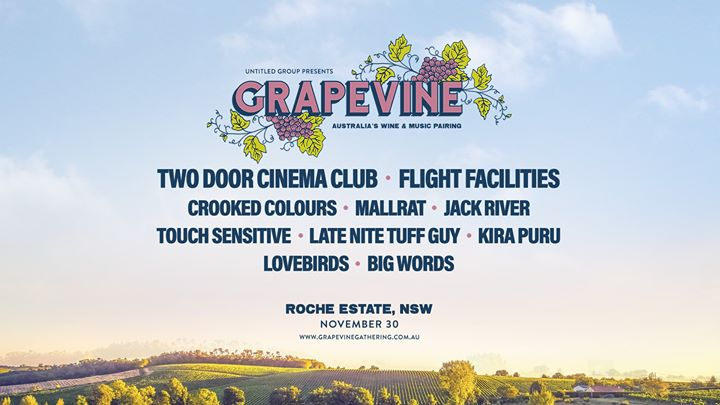 Grapevine Gathering 2019 – NSW