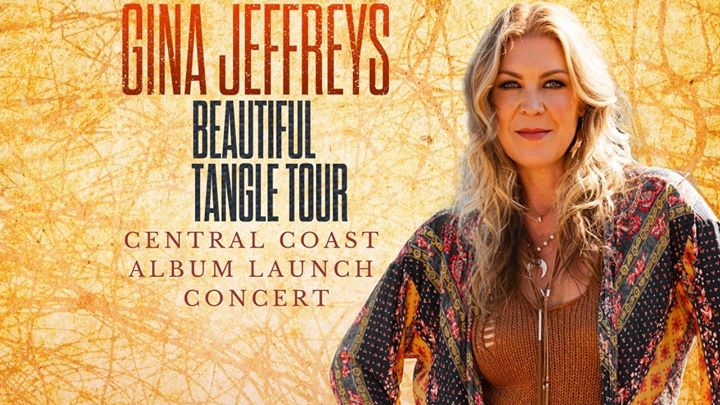 Gina Jeffreys – Beautiful Tangle Album Launch Concert