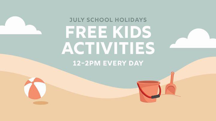 Winter School Holidays – Free Kids Activities Every Day