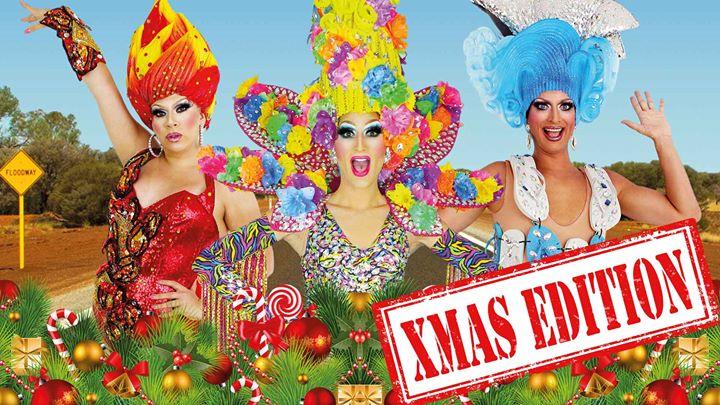 Prada's Priscillas: An All-Male Christmas Revue