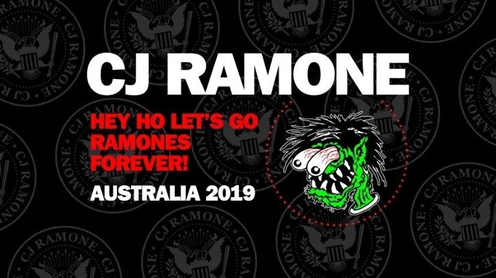 CJ Ramone | Newcastle plus Trashed Again