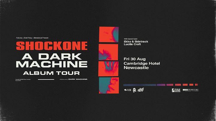ShockOne ADM LP TOUR Newcastle