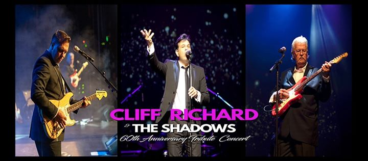 Cliff Richard & The Shadows 60th Anniversary Tribute Concert