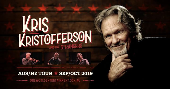 Kris Kristofferson 2019 – Newcastle
