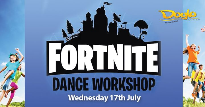 Fortnite Dance Workshop