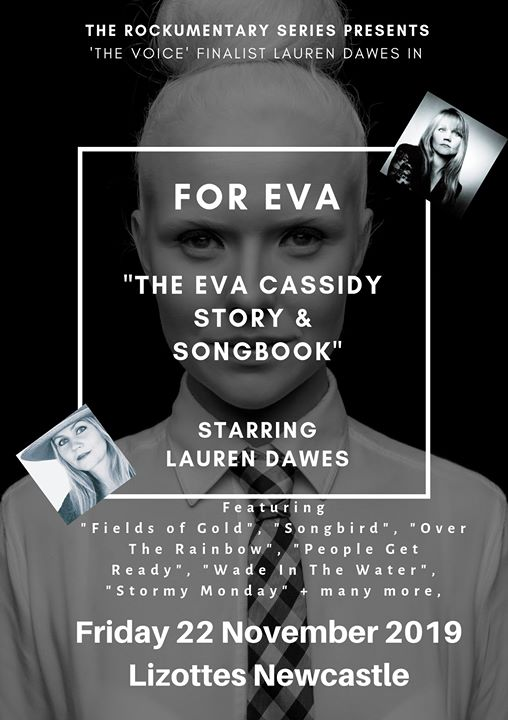 For Eva- The Eva Cassidy Story and Songbook