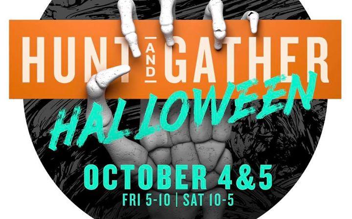 October Hunt & Gather